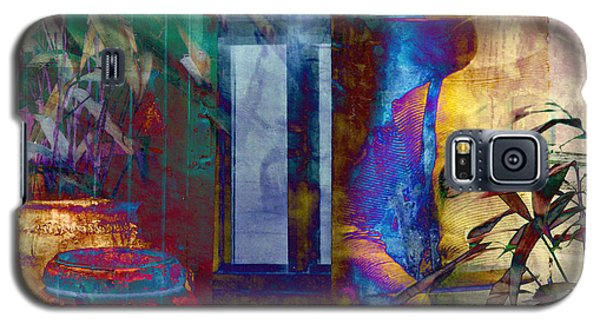 Galaxy S5 Case featuring the photograph Ode On Another Urn by LemonArt Photography