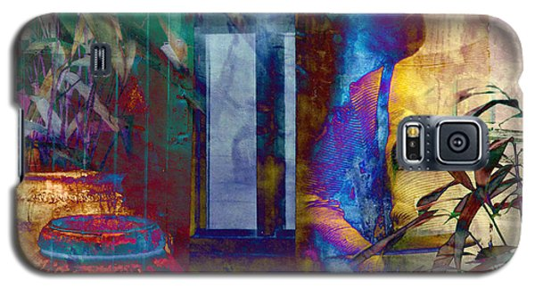 Ode On Another Urn Galaxy S5 Case by LemonArt Photography