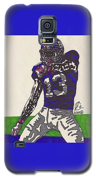 Odell Beckham Jr  Galaxy S5 Case by Jeremiah Colley