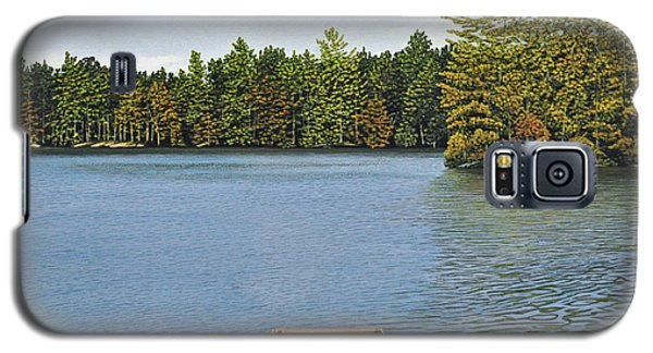 Off The Dock Galaxy S5 Case by Kenneth M  Kirsch