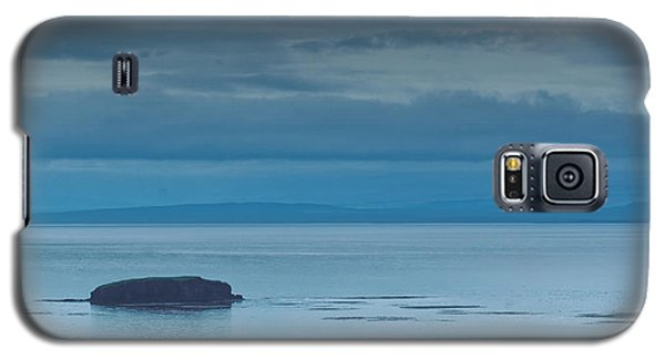 Galaxy S5 Case featuring the photograph Off The Iceland Coast by Joe Bonita