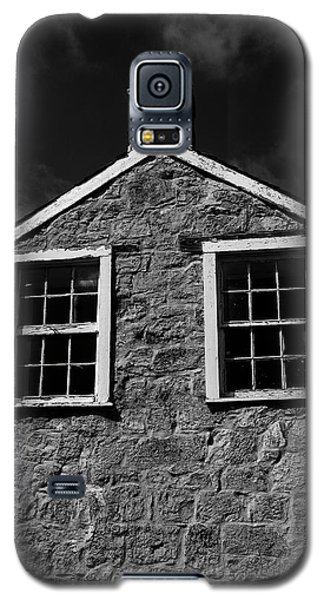 Officers Quarters, Monochrome Galaxy S5 Case by Travis Burgess