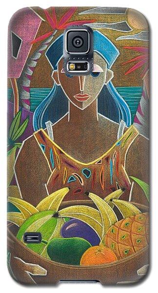 Ofrendas De Mi Tierra Galaxy S5 Case