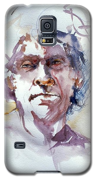 Ogden Head Study 1 Galaxy S5 Case