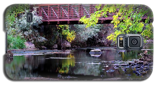 Ogden River Bridge Galaxy S5 Case