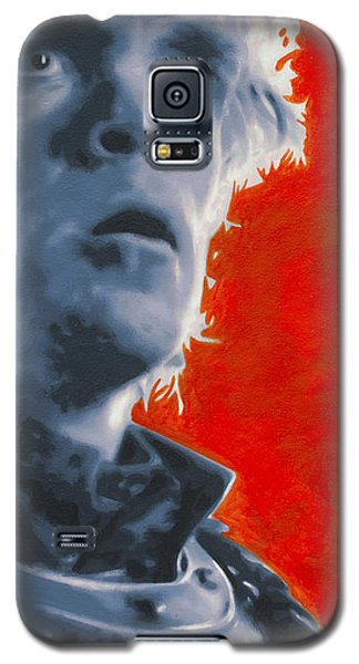 Galaxy S5 Case featuring the painting Tyrion Lannister by Luis Ludzska