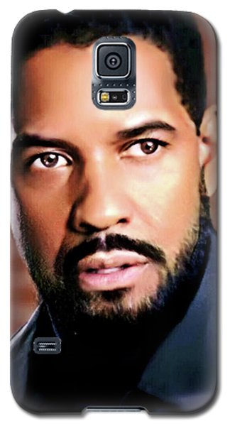 Oh, Lawd Denzel Galaxy S5 Case