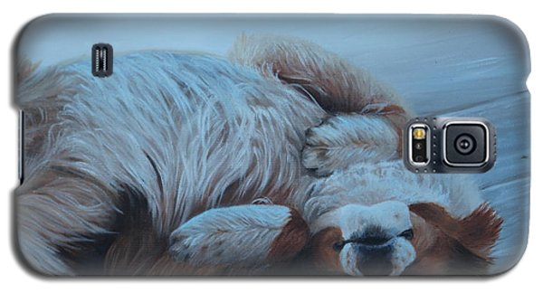 Dog Gone Tired Galaxy S5 Case