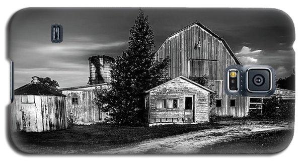 Ohio Barn At Sunrise Galaxy S5 Case