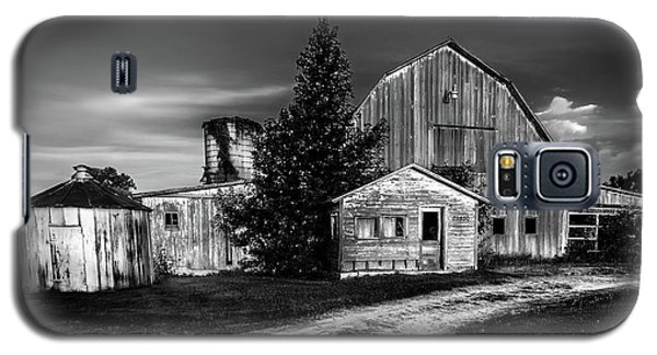 Ohio Barn At Sunrise Galaxy S5 Case