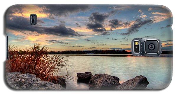Ohio Fall Sunset Galaxy S5 Case