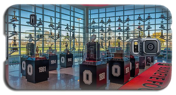Ohio State Football Trophy Collection Galaxy S5 Case