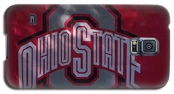 Ohio State Galaxy S5 Case by Joseph Yarbrough