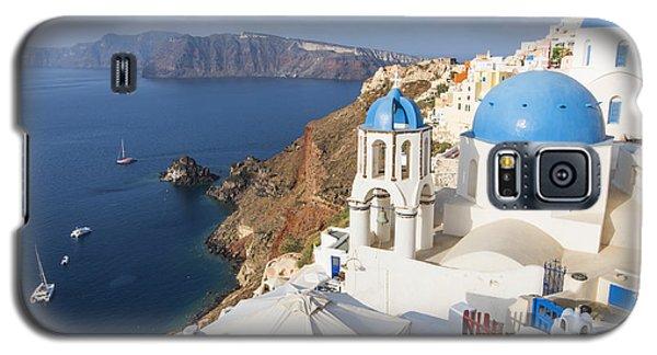 Oia Views, Santorini Greece Galaxy S5 Case