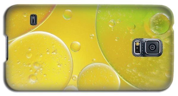 Oil And Water Bubbles  Galaxy S5 Case