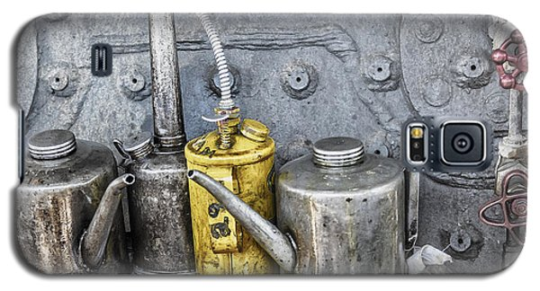 Oil Cans Galaxy S5 Case