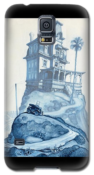 Oil Fields And Orchards Galaxy S5 Case