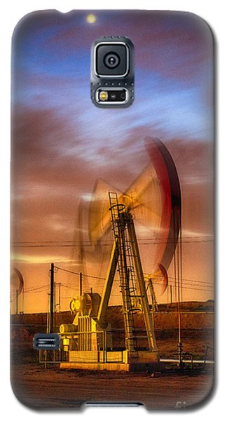 Oil Rig 1 Galaxy S5 Case