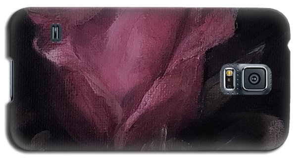 Oil Rose Painting Galaxy S5 Case