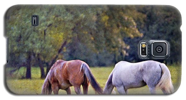 Ok Horse Ranch_2a Galaxy S5 Case