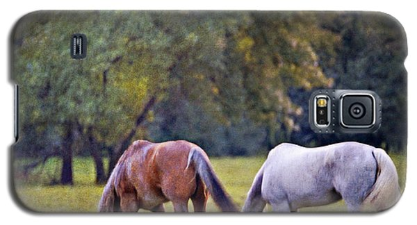Ok Horse Ranch_2a Galaxy S5 Case