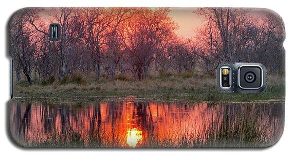 Okavango Delta Galaxy S5 Case