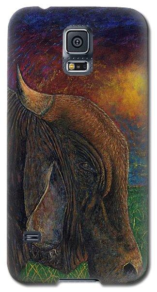 Okeechobee Brahman Galaxy S5 Case