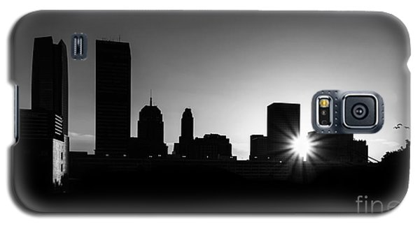 Galaxy S5 Case featuring the photograph Oklahoma City by Betty LaRue