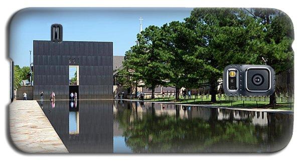 Oklahoma City National Memorial Bombing Galaxy S5 Case