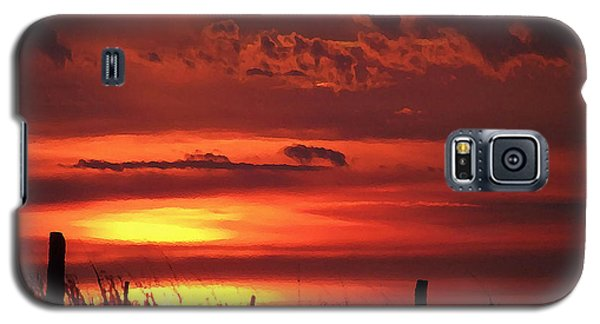 Oklahoma Sky At Daybreak  Galaxy S5 Case
