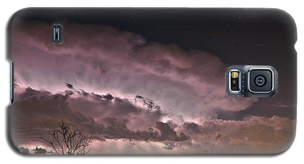 Oklahoma Sky Of Fire Galaxy S5 Case