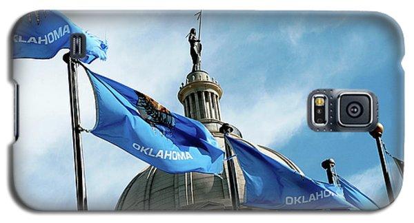 Oklahoma  Galaxy S5 Case