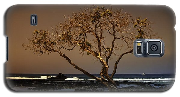 Old A Beach Galaxy S5 Case