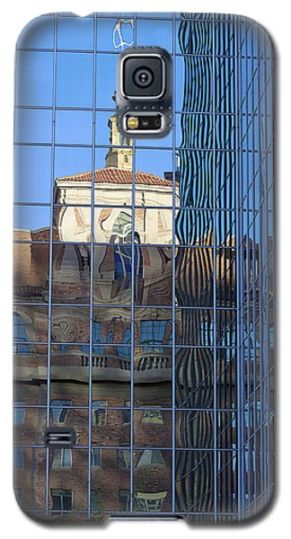 Galaxy S5 Case featuring the photograph Old And New Patterns by Phyllis Denton