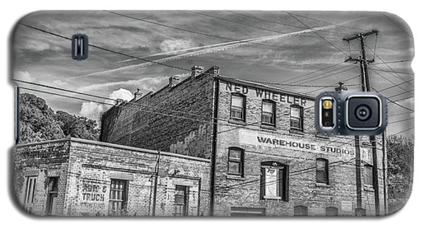 Old Asheville Building Galaxy S5 Case