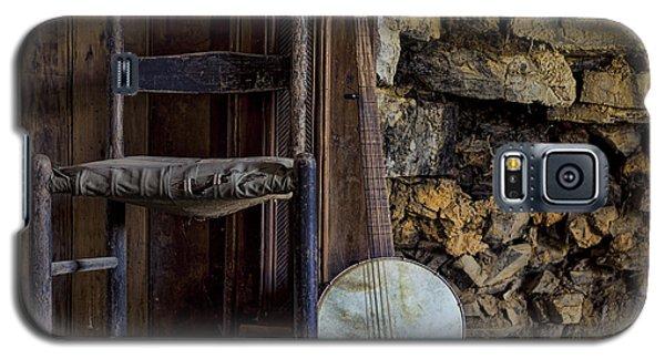 Old Banjo Galaxy S5 Case