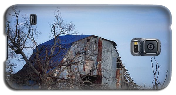 Old Barn At Hilltop Arkansas Galaxy S5 Case