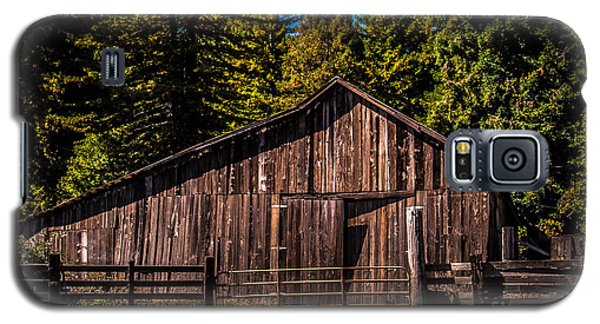 Old Barn Coleman Valley Road Galaxy S5 Case