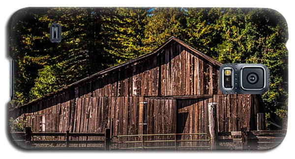 Old Barn Coleman Valley Road Galaxy S5 Case