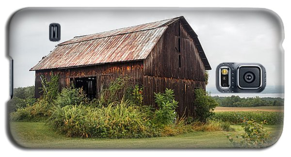 Old Barn On Seneca Lake - Finger Lakes - New York State Galaxy S5 Case