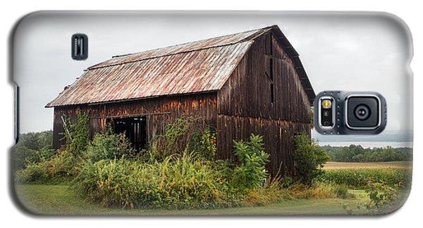 Old Barn On Seneca Lake - Finger Lakes - New York State Galaxy S5 Case