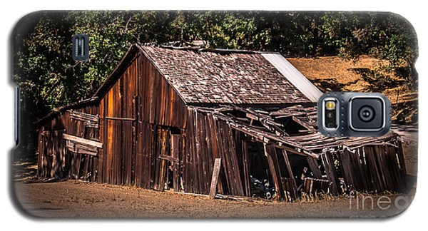 Old Barn River Road Sonoma County Galaxy S5 Case