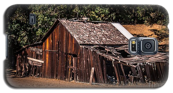 Old Barn River Road Sonoma County Galaxy S5 Case