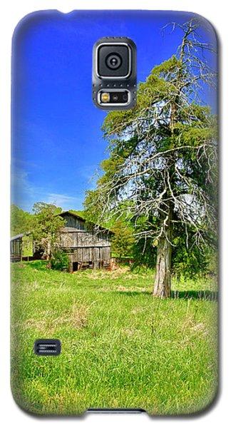 Old Barn, Smith Mountain Lake Galaxy S5 Case
