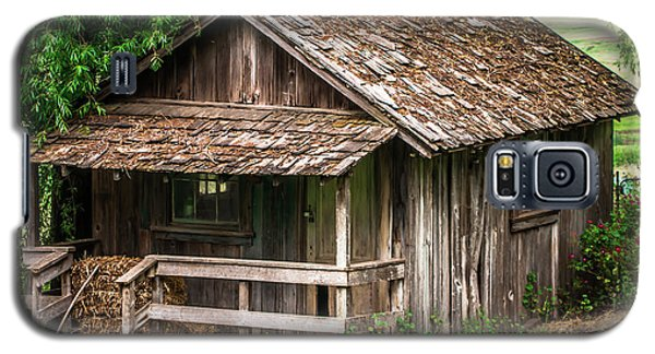 Old Cabin Tolay Ranch Sonoma County Galaxy S5 Case