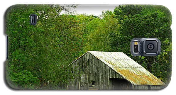 Old Barn V Galaxy S5 Case