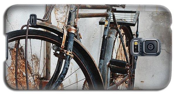 Old Bike II Galaxy S5 Case