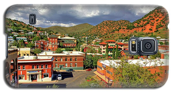 Old Bisbee Arizona Galaxy S5 Case