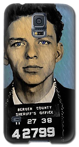 Old Blue Eyes - Frank Sinatra Galaxy S5 Case