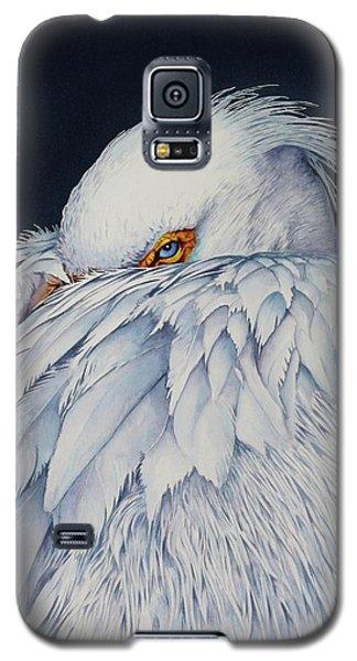 Old Blue Eyes Galaxy S5 Case